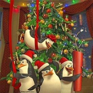 pinguini madagascar natale