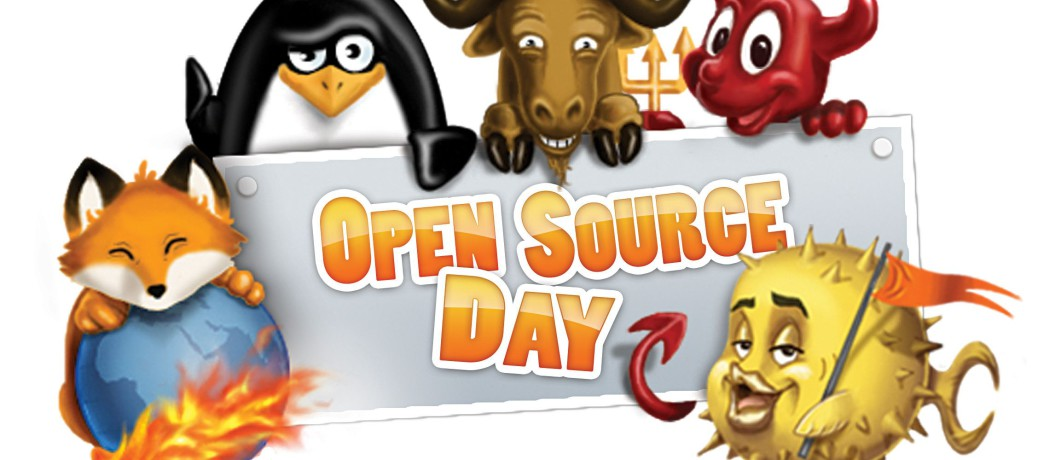 Open Source Day 2015