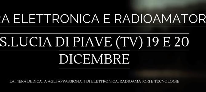 Fiera Elettronica e Radioamatore di S. Lucia di Piave