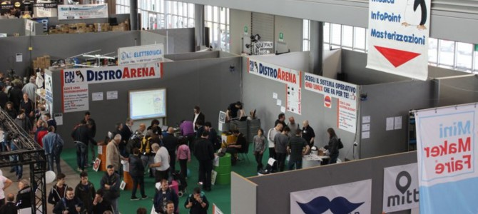 Linux Arena, Radioamatore Pordenone 2019 – Comunicato Stampa