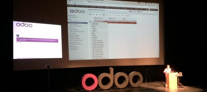 Serata a tema: ODOO ERP per l'azienda 4.0
