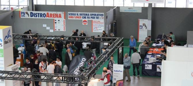 Linux Arena 2018 – Comunicato stampa