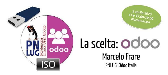 Workshop 'La scelta di Odoo'