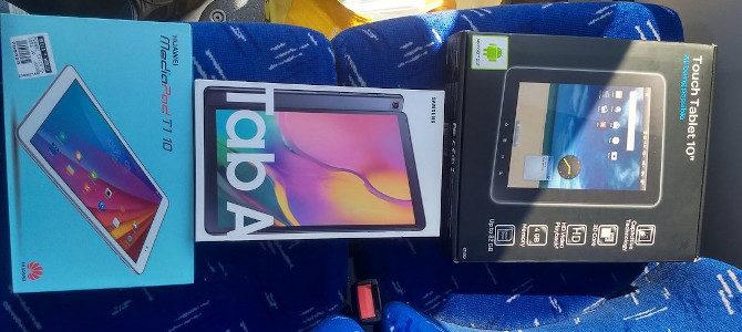 Donazione tablet all'Ospedale di Pordenone
