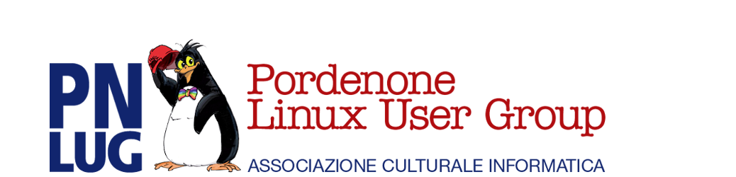 PORDENONE LINUX USER GROUP