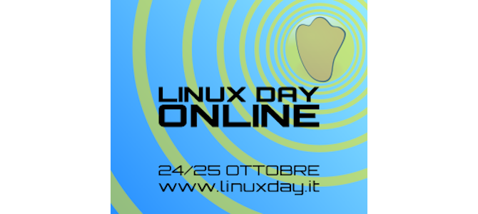Linux Day 2020 Nazionale Online – Call for papers